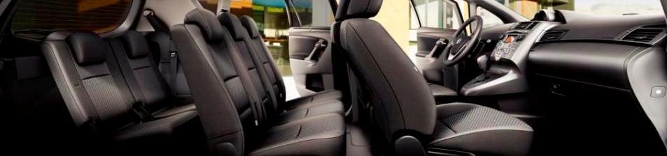 Cheap 7 seater car hire